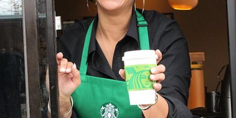 Erica Starbucks