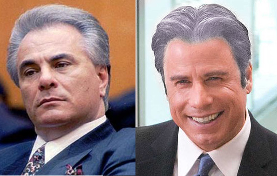 John Travolta Gotti John Gotti Known as The