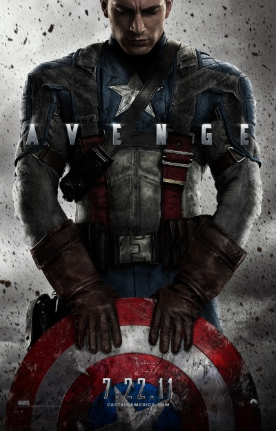 Captain America Avengers on Captain America The First Avenger 20110211024259168 000