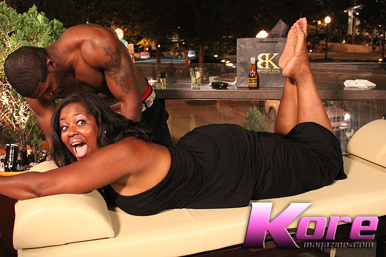 An Inside Look At Bedroom Kandi Kandi Burruss Premier