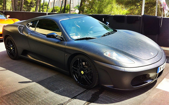 Ferrari-F430-with-Leather-Wrap