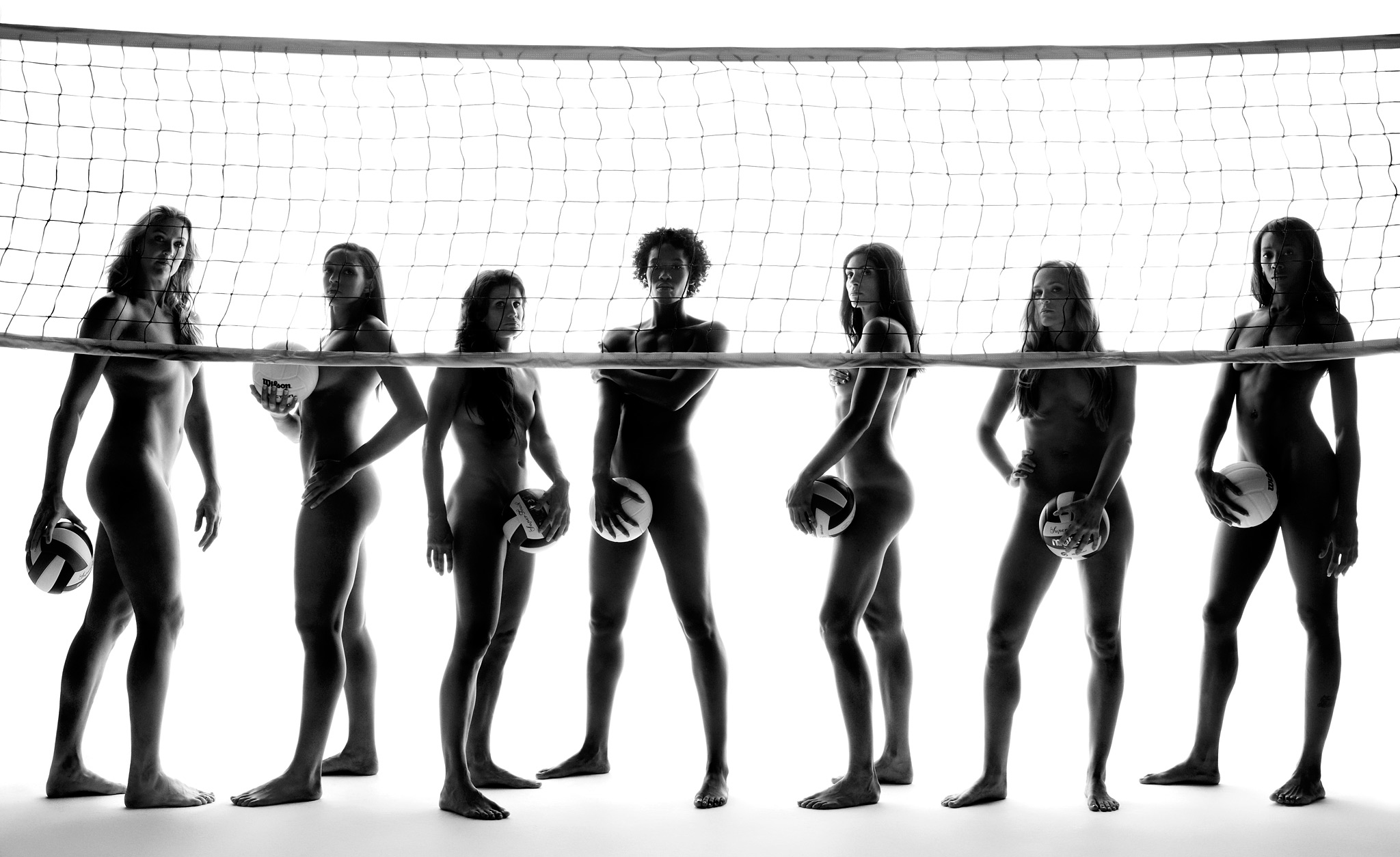 Olympians Pose Nude in ESPN's Body Issue  