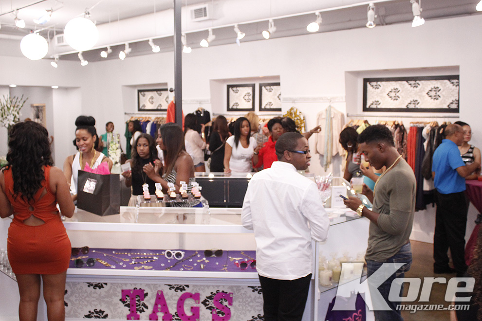 Kandi Burruss Clothing Store Tags Boutique