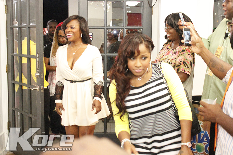 Kandi Burruss Boutique - Xscape singer, songwriter and Housewives of Atlanta star, Kandi Burruss has opened TAGS boutique in her hometown of Atlanta