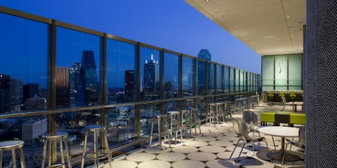 W Dallas - Victory—Ghostbar - Outdoor Terrace