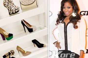 Toya Wright opens GARB Shoe Boutique