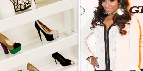 Toya Wright opens GARB Shoe Boutique