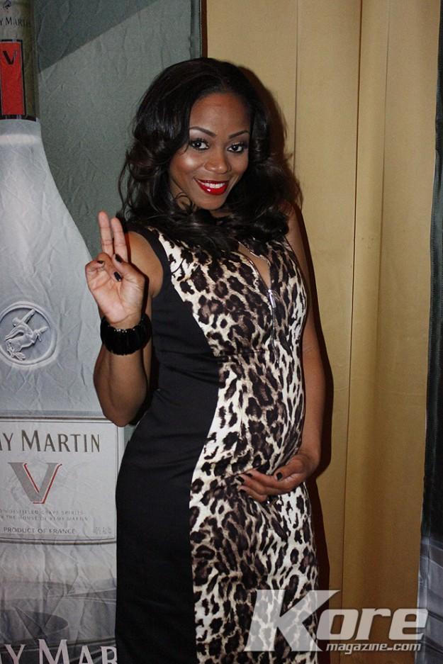 Latavia Roberson Pregnant