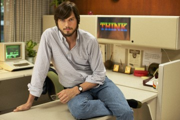 aston kutcher as steve jobs