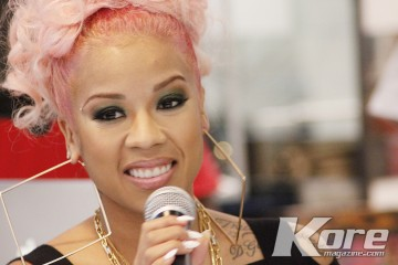 Keyshia Cole - Steve Madden Collection - Kore Magazine - 5
