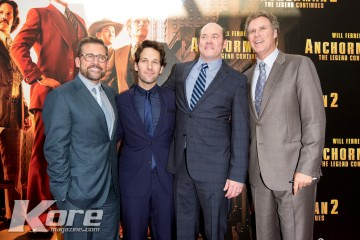 """Anchorman 2: The Legend Continues"" Australian Premiere"