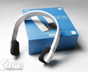 Blue Pulse Skech Headphones - Kore Magazine 1