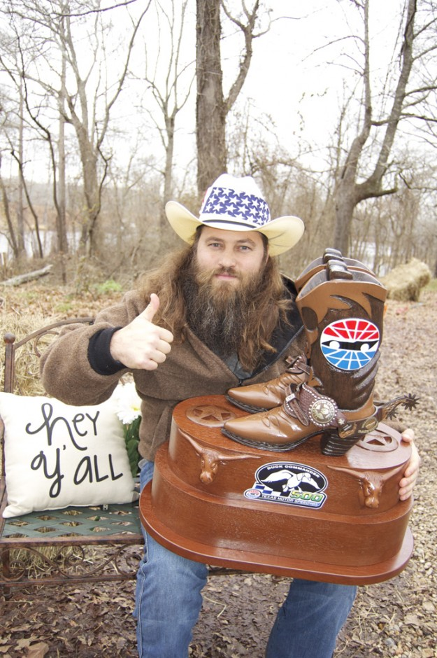 DUCK COMMANDER, TEXAS MOTOR SPEEDWAY SIGN MULTI-YEAR ENTITLEMENT DEAL FOR APRIL NASCAR SPRINT CUP SERIES RACE