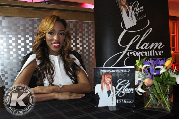 Kore Magazine - Glam Executive Book Signing - 3 Joi Mebane