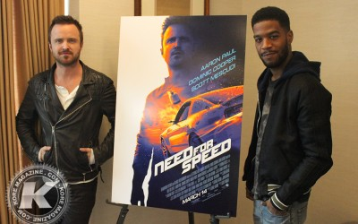 Need for Speed - Scott Mescudi - Kid Cudi - Aaron Paul - Kore Magazine 3