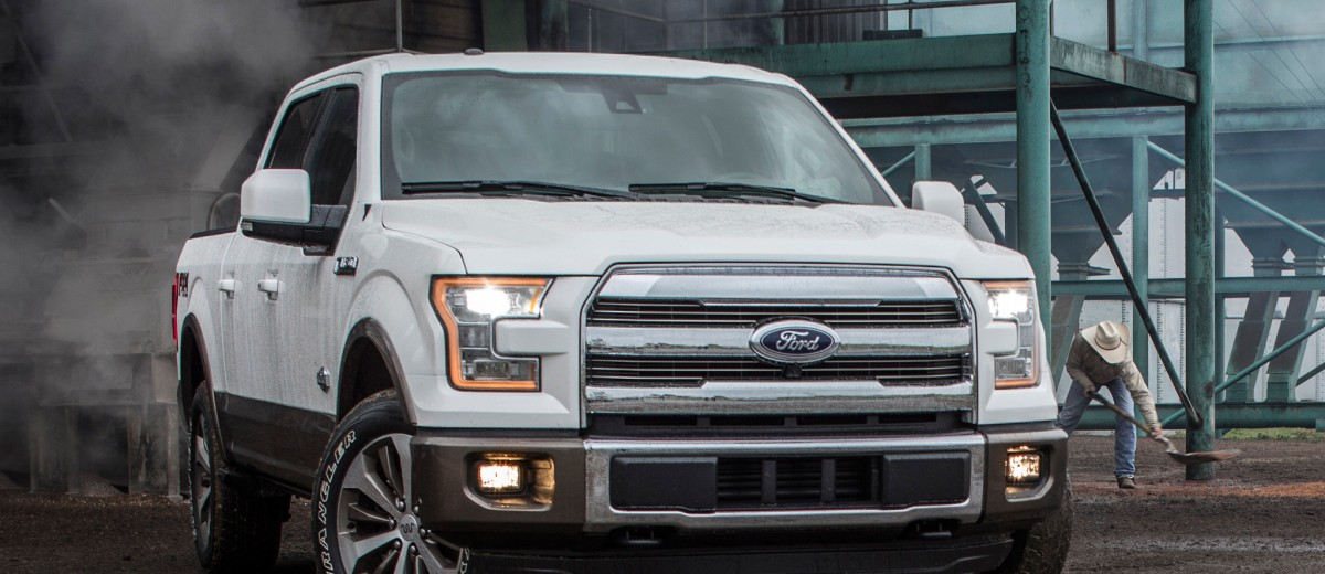 Ford Redefines The Future Of Trucks With New 2015 F 150