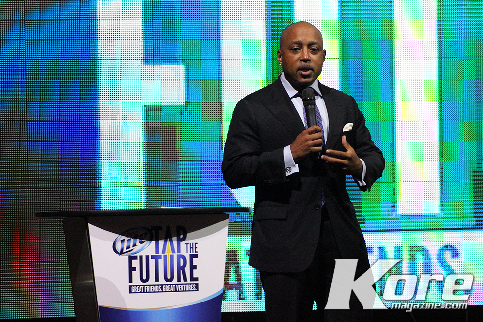 Tap the Future 2014 - Daymond John - Kore Magazine 6