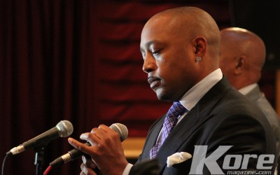 Tap the Future 2014 - Shark Tank - Daymond John - Kore Magazine 2