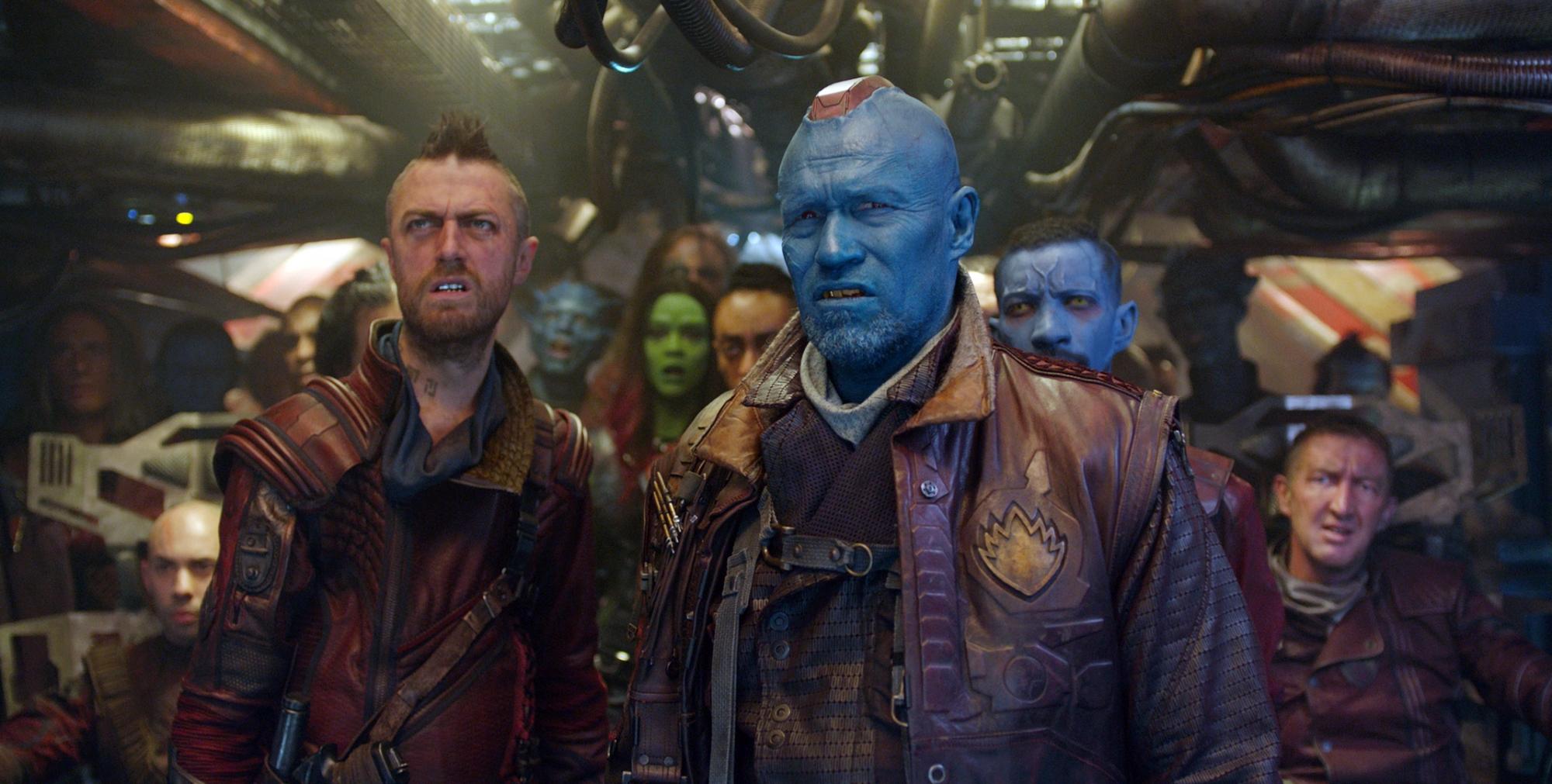 Marvel Bakal Keluarkan 'Spin-Off' untuk Ravagers