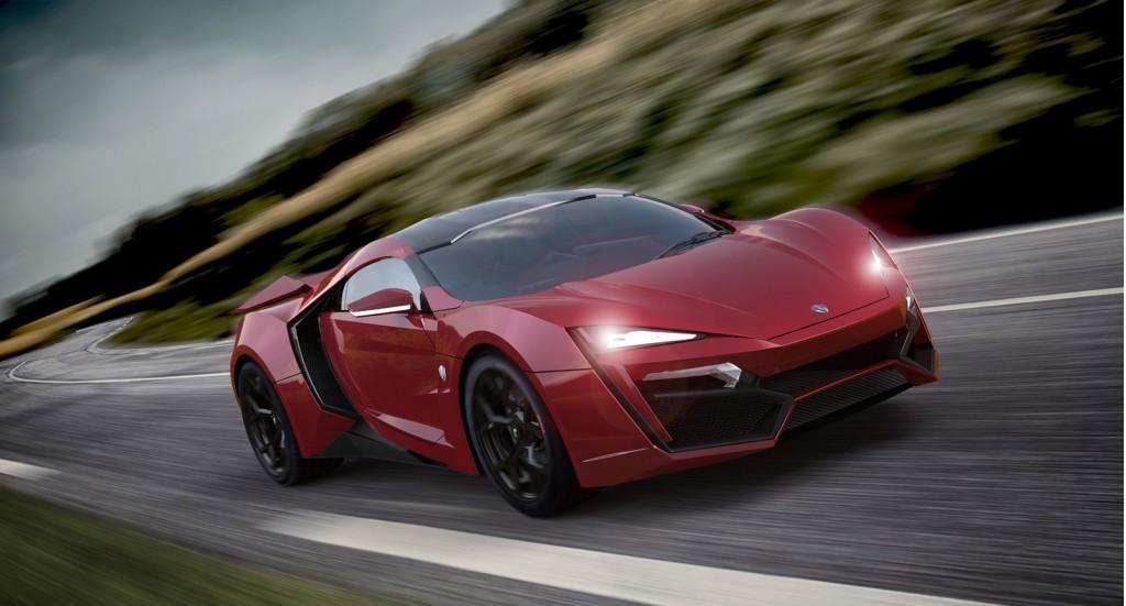 2013 W Motors Lykan Hypersport