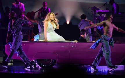 MARIAH CAREY PREVIEW MAY 4 2015  Photos By Denise Truscello