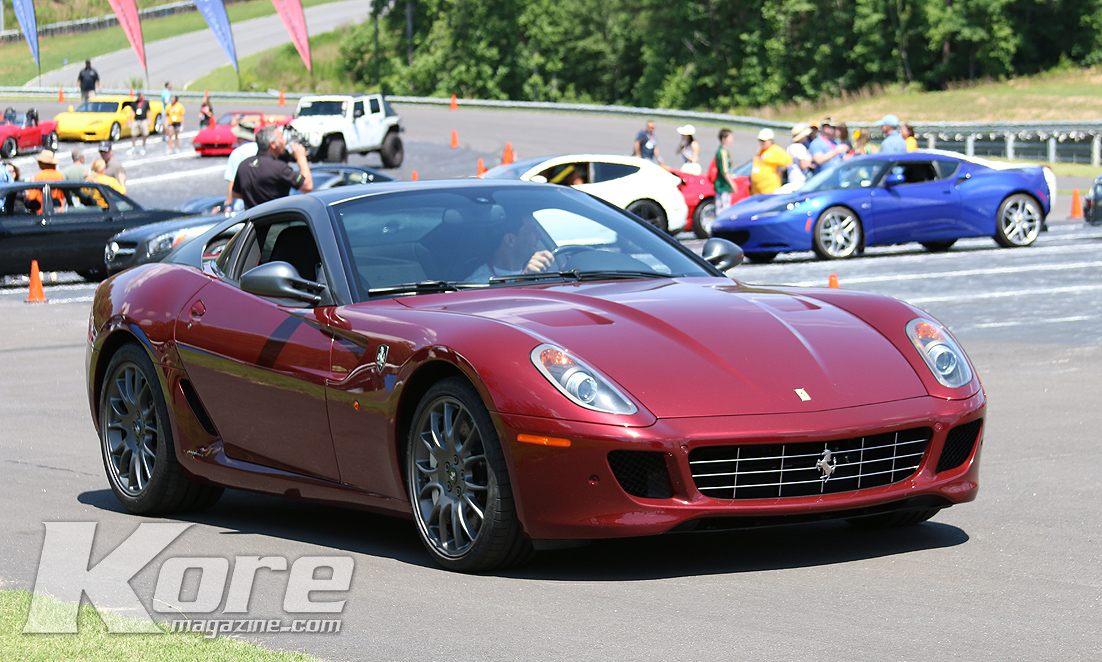 Ferrari 3 - Kore Magazine Rides to Remember