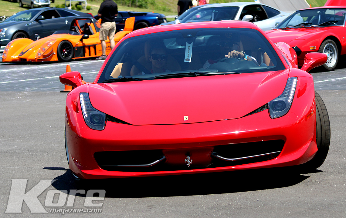 Ferrari Dream- Kore Magazine Rides to Remember