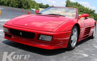 Ferrari - Kore Magazine Rides to Remember