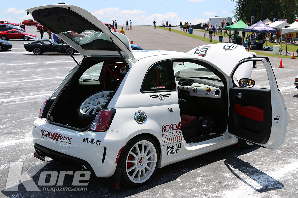 Fiat 500 - Kore Magazine Rides to Remember