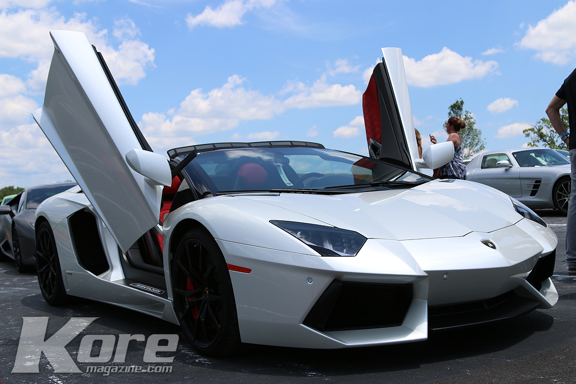 Lambo Aventador 2 - Kore Magazine Rides to Remember