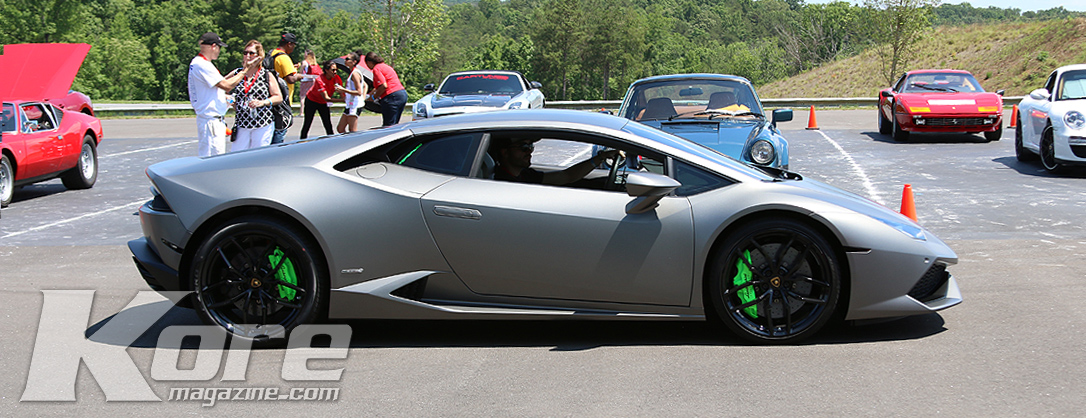 Lamborghini Huracan 2 - Kore Magazine Rides to Remember