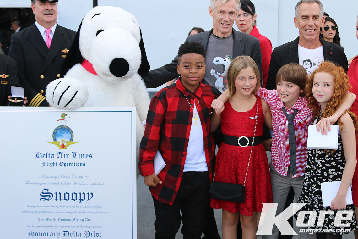Kore Magazine - Delta Snoopy 2