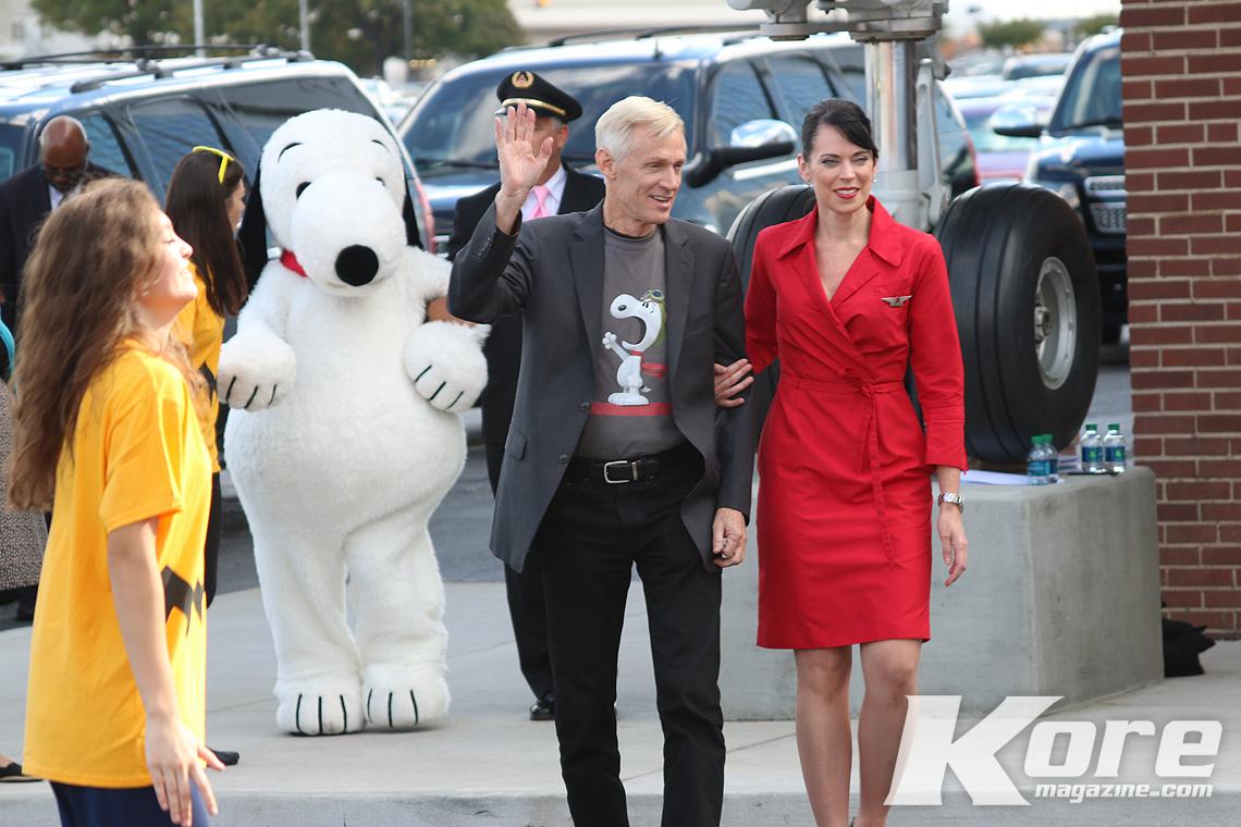 Kore Magazine - Delta Snoopy 5