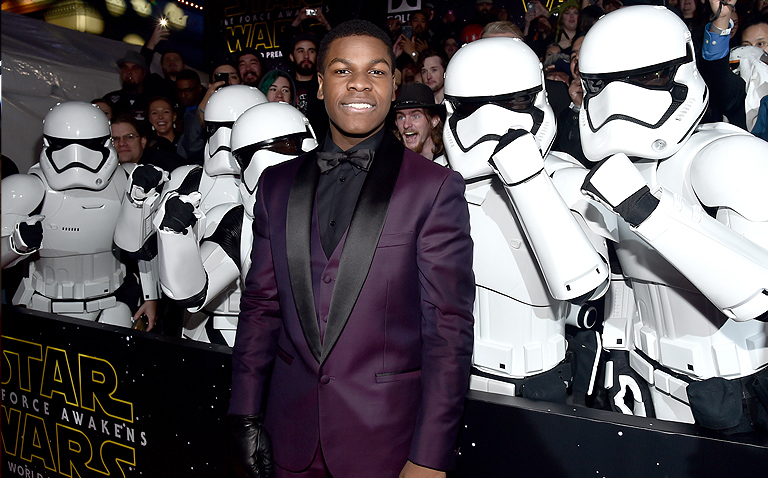 Star Wars Premier 3 John Boyega