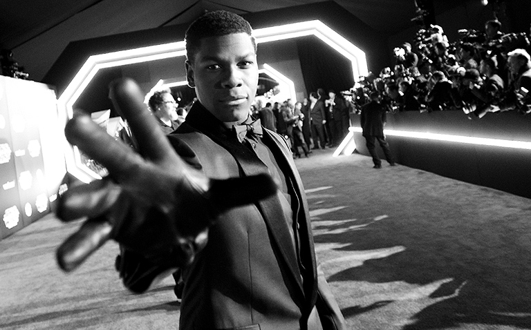 Star Wars Premier 4 John Boyega The Force