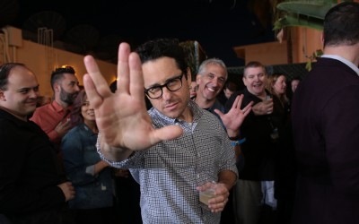 JJ Abrams attends the Star Trek Beyond Fan Event at Paramount Pictures Studios in on May 20, 2016 in Hollywood, California.  (Photo: Alex J. Berliner/ABImages)